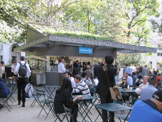 NYC] Shake Shack « Where Jess Ate