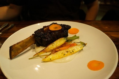 Braised Beef Short Rib