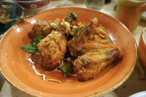 Laotian Fried Chicken