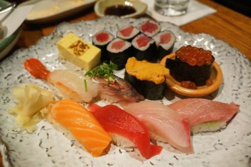 15 piece Sushi Combo