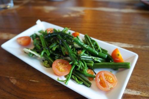 Pohole Salad