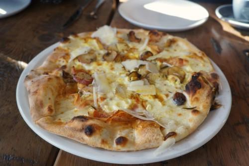 Patate Alla Carbonara Pizza