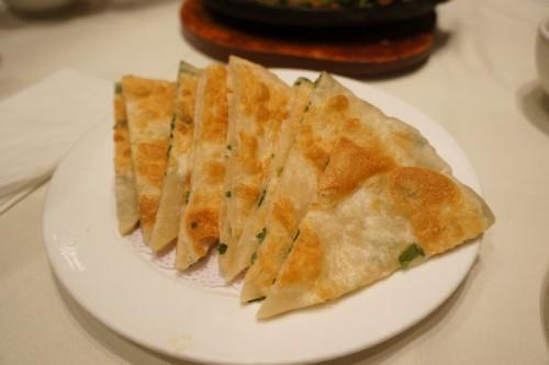 Pan Fried Chinese Pancakes