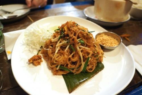 Chef Nuit's Pad Thai