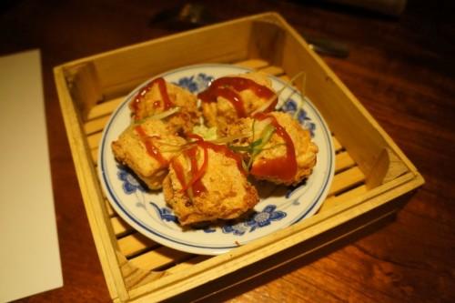 KFC Popcorn Tofu