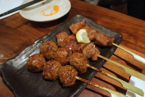 Wagyu Beef Tsukune