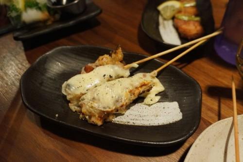 Cheese Mochi Maki