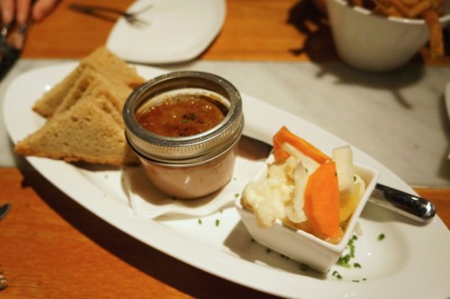Chicken Liver & Oyster Pate