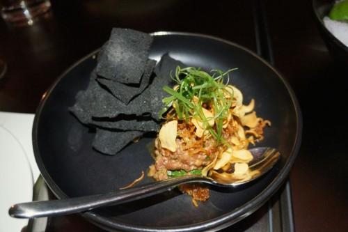 Lao Raw Beef Tartar