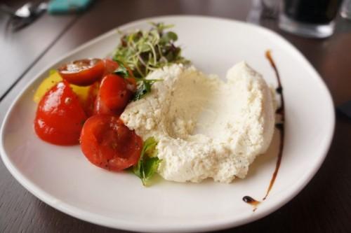 Ricotta Caprese Salad