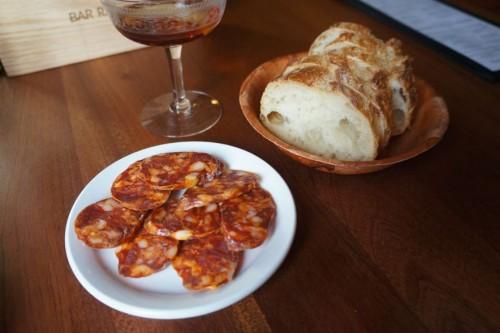 Chorizo & Bread