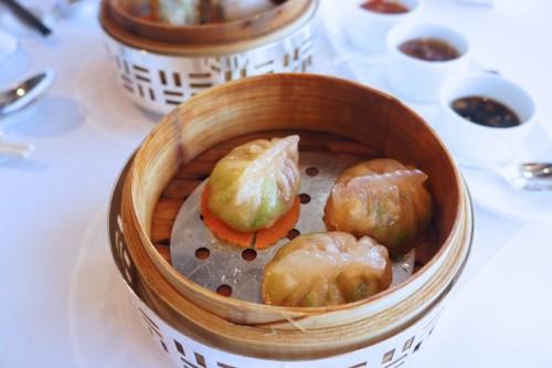 Steamed Goose Dumplings