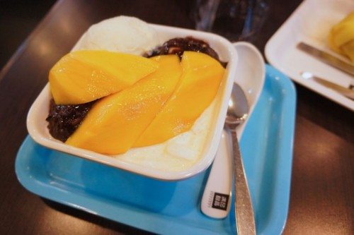 Mango & Thai Black Glutinous Rice