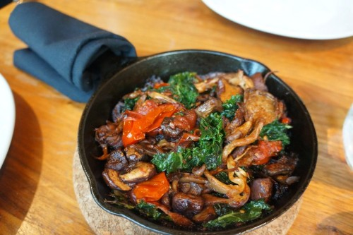 Mushroom Skillet