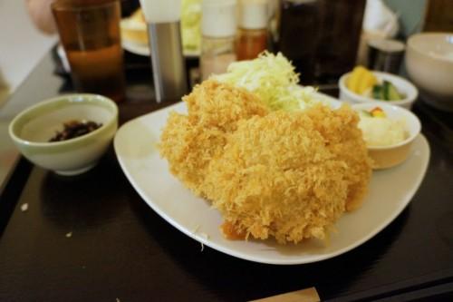 3cm Filet Tonkatsu