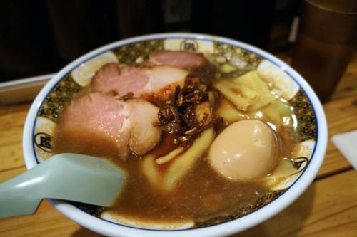Niboshi Ramen