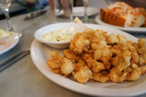 Fried Ipswich Clams