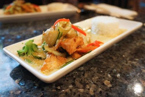 Sweet Pepper & Tofu Stir-Fry