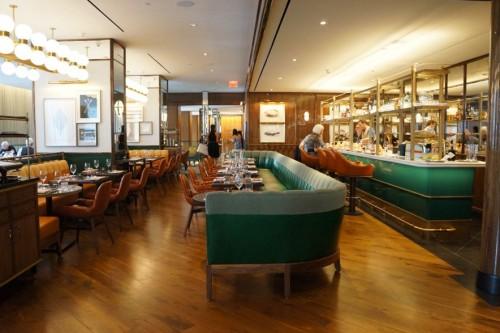 The revamped Café Boulud