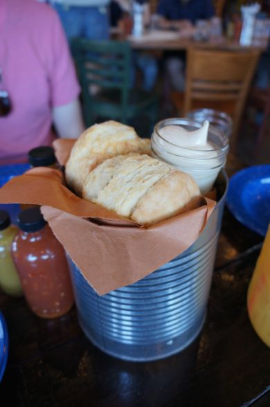 Bucket o' Biscuits