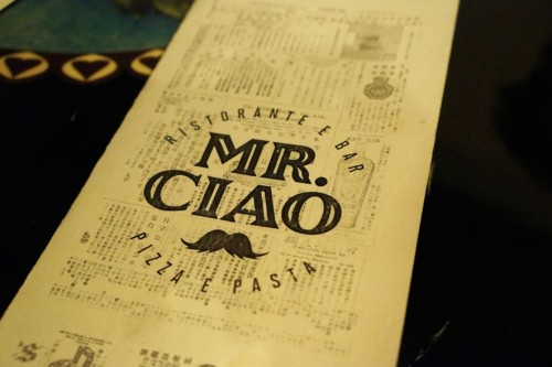 Mr. Ciao