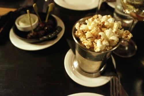 Gin Popcorn