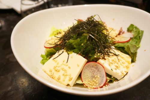 Kaisou & Tofu Salad