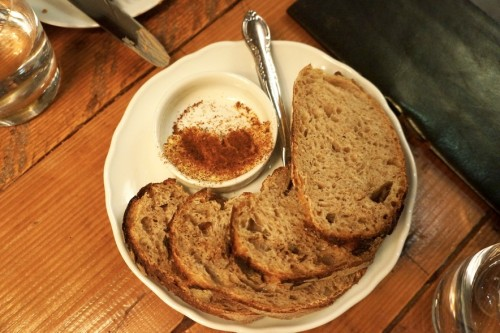 Levain Bread & Cultured Butter