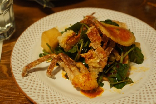 Crab Salad Pastor