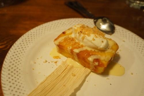 Corn Cake Dessert