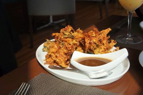 Sweet Onion Bhaji