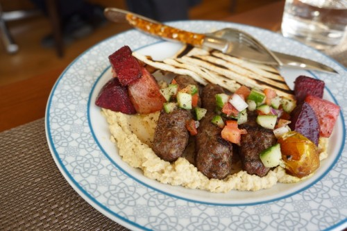 Grilled Beef Shish Kebabs