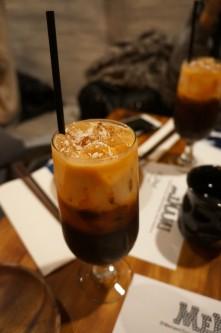 Thai Iced Tea Cocktail