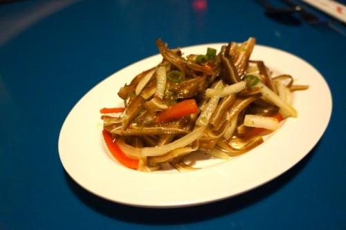 Spicy Pig Ear Salad