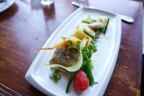 A Provencal Classic Dish with Aioli