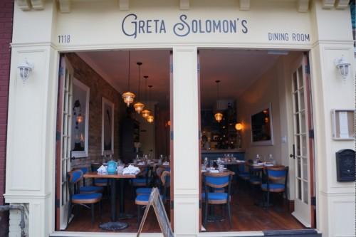 Greta Solomon's