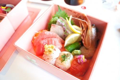 Course 1: Sashimi & Nigiri
