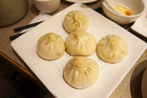 Shanghai-style Pan Fried Minced Pork Buns