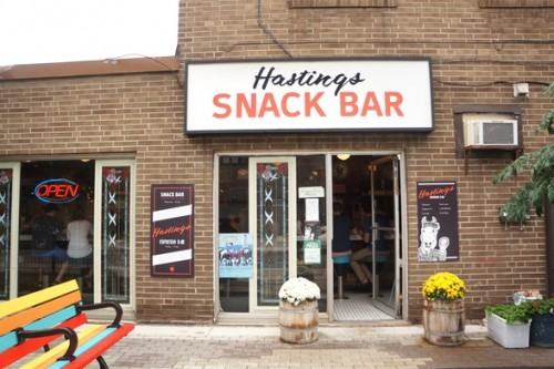 Hastings Snack Bar