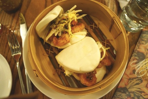 Shrimp Po' Bao
