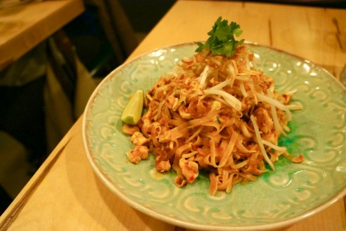 Street-style Tossed Noodles